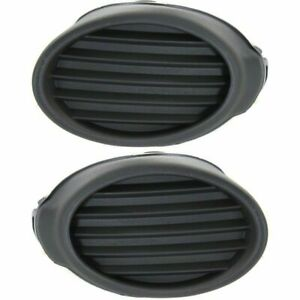 FIT FOR 2012 2013 2014 FORD FOCUS FOG LAMP COVER RIGHT & LEFT