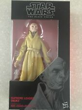 Star Wars Black Series #54 Supreme Leader Snoke