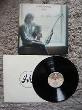 Peter Hammill Over Vinyl UK 1977 Large Hatter Charisma 1st Press A3/B3 Matrix LP