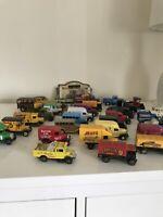 Bundle Job Lot X30 Yesteryear LLEDO DaysGone CORGI Vintage Diecast CARS + More