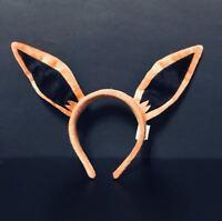 NEW Tomy POKEMON EEVEE  Ears Headband Party Cosplay Gift