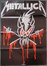 ★★ metallica ★★ One/Live Shit-POSTER 59,5 x 81 cm ★★ box4