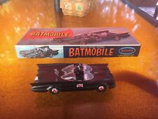 New listing Vintage- Built-Up Batmobile Model Kit - Aurora 1966 with Box And Instructions.