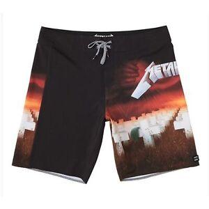Billabong - Metallica Shorts