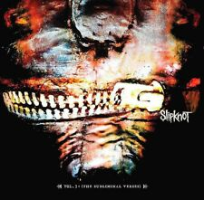 Slipknot-Vol 3 The Subliminal Verses Vinyl LP Cover Sticker or Magnet