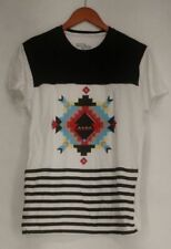 Camisa de mujer de manga corta color principal multicolor