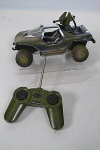 2011 Halo Warthog Remote Control Parts or Display ONLY NKOK No Figures