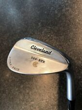 Cleveland Golf 588 RTX 50 Degree Chrome Wedge