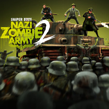 Sniper Elite Nazi Zombie Army 2 Region Free PC KEY (Steam)