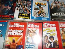 LOTTO 25 DVD DIEGO ABATANTUONO IL RAS DEL QUARTIERE I FICHISSIMI ATTILA FLAGELLO