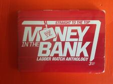 WWE: Straight to the Top - Money in the Bank Ladder Match Anthology(DVD,2013)NEW