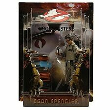 2010 Mattel Ghostbusters Excl Dr Egon Spengler with Pke Meter R6261 - New!