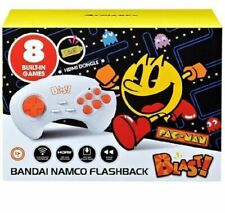 Atari Blast Bandai Namco Flashback 8 Built-in Games Controller Video Game