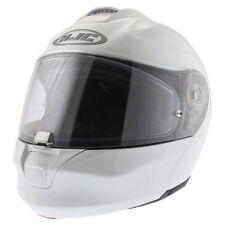 Cascos liso de color principal blanco para conductores talla XL
