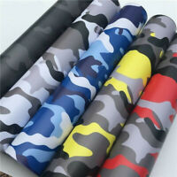 New Camo Vinyl Film Camouflage Car Wrap Film For Car Styling