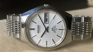 Vintage SEIKO Automatic Watch/ LORD MATIC LM Special 5206-6050 23J Original Band