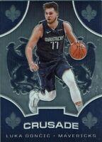 Panini NBA Chronicles 2019/2020 Luka Doncic Crusade Numéro 541