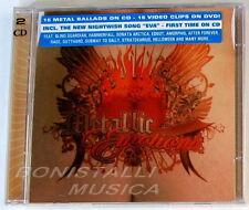 VARIOUS - METALLIC EMOTIONS - CD + DVD  NUCLEAR BLAST - SEALED
