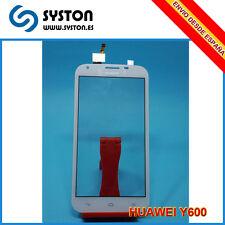 Pantalla Tactil para Huawei Y600 Blanco blanca Táctil Blanco