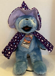 Grateful Dead Rare Liquid Blue 14 inch Warlock Bean Bear