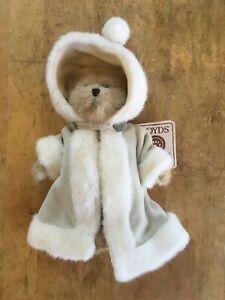 Genuine Boyd's Natasha Crystalfrost Bear