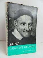 Saint Vincent de Paul Monseigneur Cristiana Ilustrado Apostolado La Prensa 1961