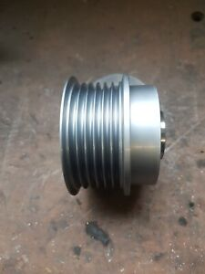 Overrunning Alternator Pulley 535035210 INA Clutch FV4T10A352AA Quality New