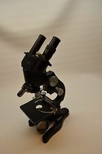 Vintage Ernst Leitz Wetzlar Microscope for parts or repair
