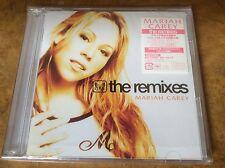 Mariah Carey - The Remixes  - 2003 Japanese Promo Sampler Cd.Rare.