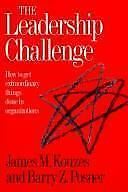 Management: The Leadership Challenge by Barry Z. Posner and James M. Kouzes...