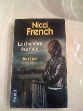 Nicci French - La chambre écarlate - Pocket