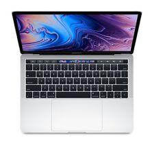 """2018 Apple MacBook Pro 13.3"""" Touch Bar 2.3GHz i5 8GB 512GB (Silver) MR9V2LL/A"""