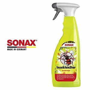Original SONAX InsektenStar Insektenentferner Reiniger Auto PKW Chrom Lack 750 m