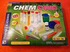 CHEM C1000 (V 2.0) Thames & Kosmos Chemistry Set for Beginners