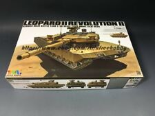 Tiger Model 4628 1/35 German Main Battle Tank Leopard II Revolution II