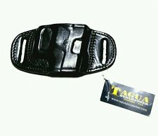 Tagua black CUSTOM Leather OWB Holster Smith Wesson S&W 6906 RH 3914 3913 39 59