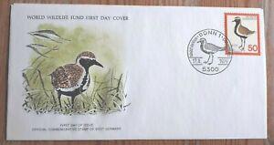 1976 West Germany Single Issue Stamp FDC - WWF Wildlife - MINT