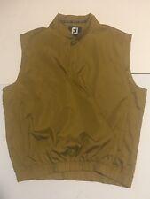 FootJoy Pullover Windbreaker Jacket  vest Men medium