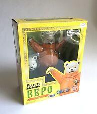 One Piece Anime Figure ~ Bepo The Bear ~ Heart Pirates ~ Bandai Figuarts Zero
