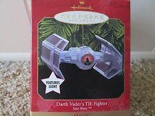 Hallmark Keepsake Ornament Star Wars Darth Vader's Tie Fighter