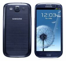 Samsung Galaxy S3 i9300 Pebble Blue Blue GT-i9300 Smartphone Without Simlock