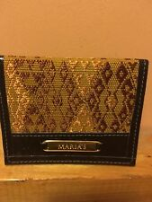 Maria's Leather Card Holder