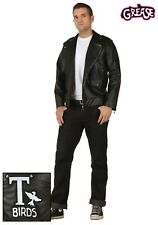 Grease Costume Adult Grease T-Birds Jacket X-Small