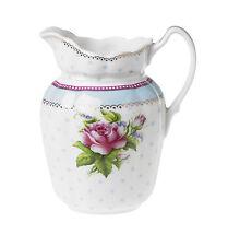 Lisbeth Dahl Lovely jug pichet hh40120 cafetière points porcellan bleu clair Can pot