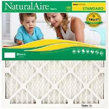 """(12) ea Flanders Naturalaire 84858.012020  20"""" x 20"""" x 1"""" Furnace Air Filters"""