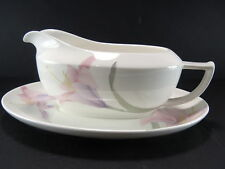 MIKASA FINECHINA MAXIMA IMAGES  GRAVY & STAND JAPAN NEVER BEEN USED IN BOX