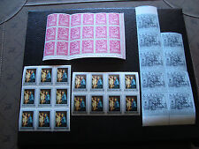 VATICAN - timbre yvert et tellier n° 449 x18 599 x9 525 x17 (majorite n**) (Z4)