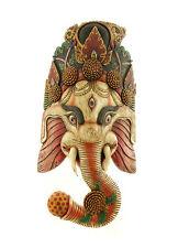 MASQUE NEPALAIS DE L HIMALAYA ELEPHANT GANESH  5308