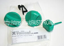Vaillant Thermocompact VU Set of 3 Control Knobs 114286