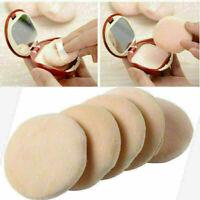 Schwamm 5x Gesichtspuderquasten Pads Face Foundation Tool Cosmetic Makeup F C3Y3